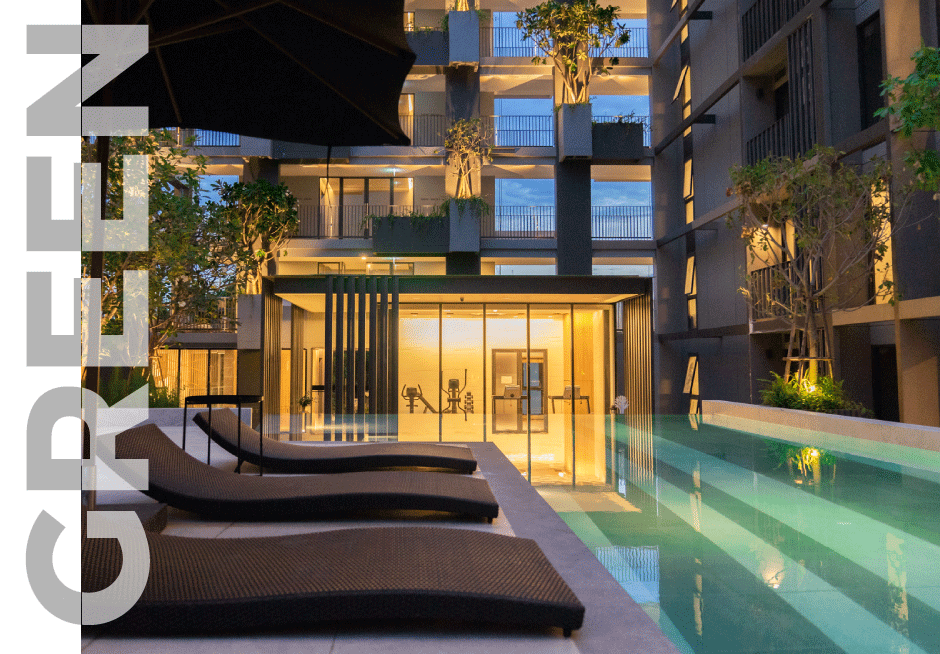 The MOST Itsaraphap THE NATURAL MODERN CONDO WITH PERFECTLY ATMOSPHERE